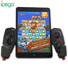 IPEGA PG – 9055 Red Spider Wireless Bluetooth Gamepad Telescopic Game Controller Gaming Joystick For Android IOS Phone Tablet PC