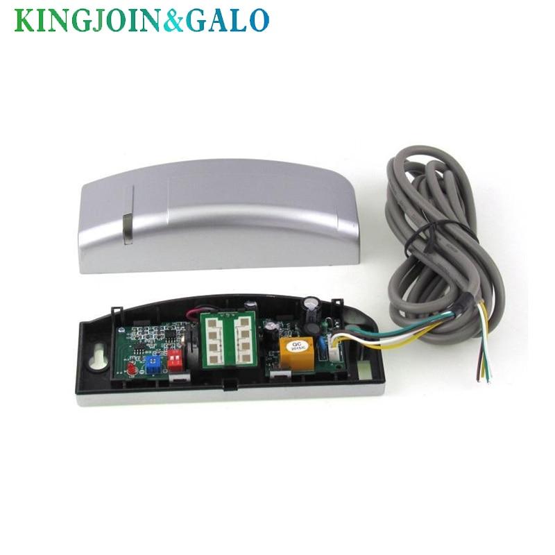 Motion sensor for sliding glass door/door and gate ...