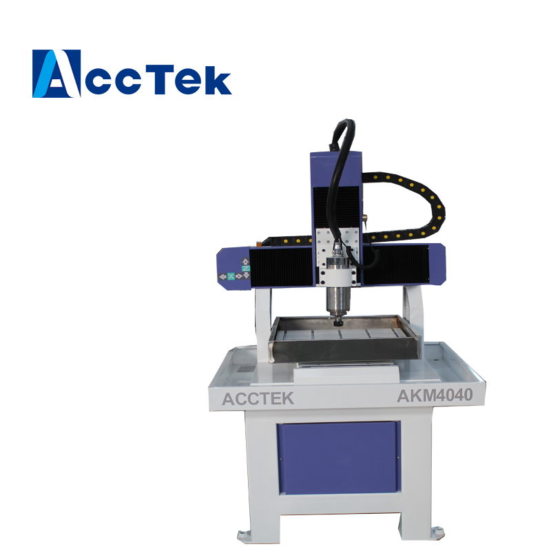 table moving usb control wood cnc router 2.2kw water cooling 4040 3d cnc router for aluminum PCB