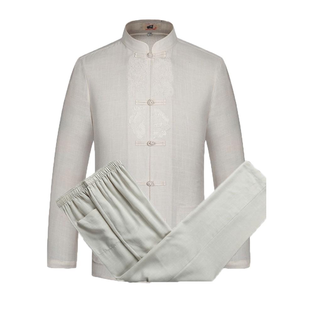 Φ_ΦTai Chi uniforme chino tradicional unisex Esterillas de artes ...