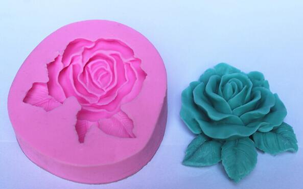Transporte rápido Rose Projeto Do Bolo Moldes