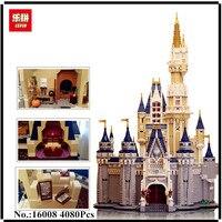 IN STOCK LEPIN 16008 Creator Cinderella Princess Castle City Model Building Block Kid Toys Gift Compatible