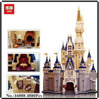 IN STOCK LEPIN 16008 Creator Cinderella Princess Castle City Model Building Block Kid Toys Gift Compatible