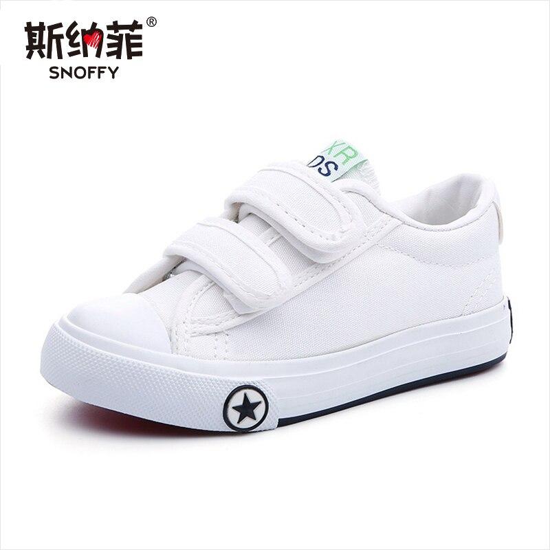 2017 primavera niños zapatos casuales niños niñas Deporte Zapatos Zapatillas marca niños zapatos chica denim lona niño Botas planas 25-37