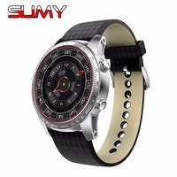 Slimy 3G GPS Smart Watch Phone KW99 1 39 Inch Android 5 1 MTK6580 1 3GHz