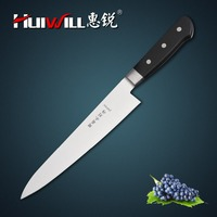 Super quality 240mm Germany 1.4116 stainless steel butcher knife kitchen chef knife professional Slicing Carving Knife