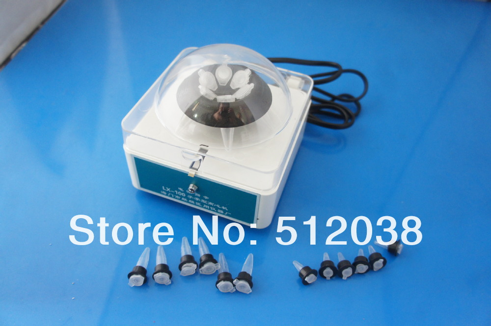 LX-100 Mini microcentrifuge centrifuge low speed small 3000 rmp microcentrifuge mini 10k mini centrifuge 10000rpm economic