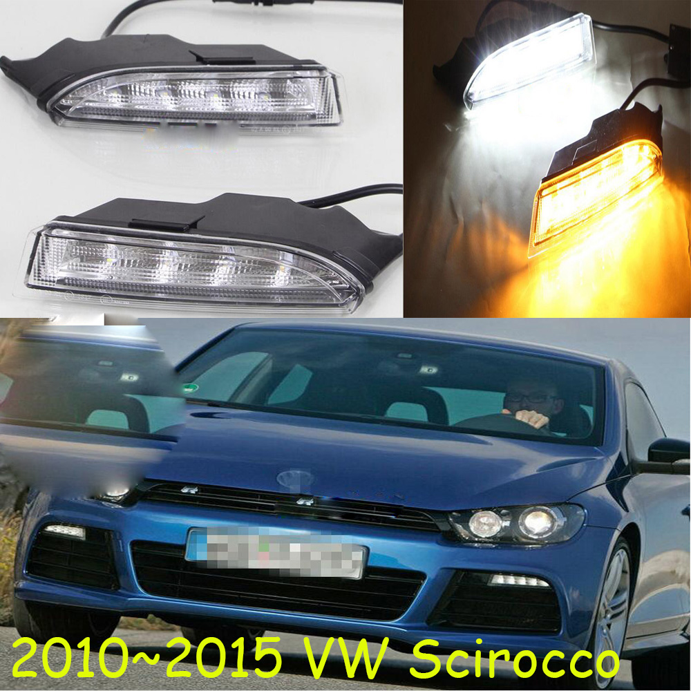 LED,2010~2015 Scirocco day Light,Scirocco fog light,Scirocco headlight,sharan,Golf7,routan,polo,passat,Scirocco Taillight popular new polo polo modified gti taillight 11 13 new polo taillight modification