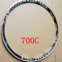 Original Stars Panther Highway Bicycle 24 Hole Rim Aluminum Alloy Cnc Knife Ring Road Bike Rims