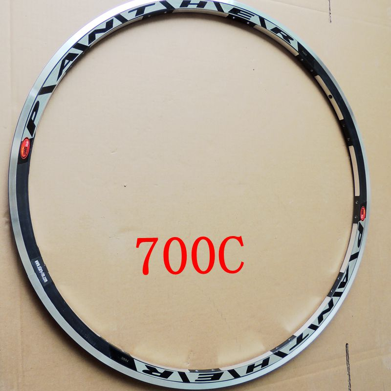 original Stars panther highway bicycle 24 hole rim aluminum alloy cnc knife ring road bike rims d09 aluminum alloy bicycle cnc front fork washer blue white 28 6mm