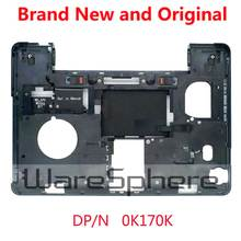 Nieuwe Bottom Base Cover Bottom Base W/EC slot Voor Dell Latitude E5440 K170K 0K170K AP0WQ000B20 Zwart