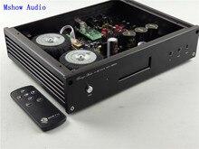 Décodeur ES9038 ES9038PRO HIFI audio DAC + transformateurs toridaux de haute qualité + télécommande + Support XMOS XU208 ou Amanero USB