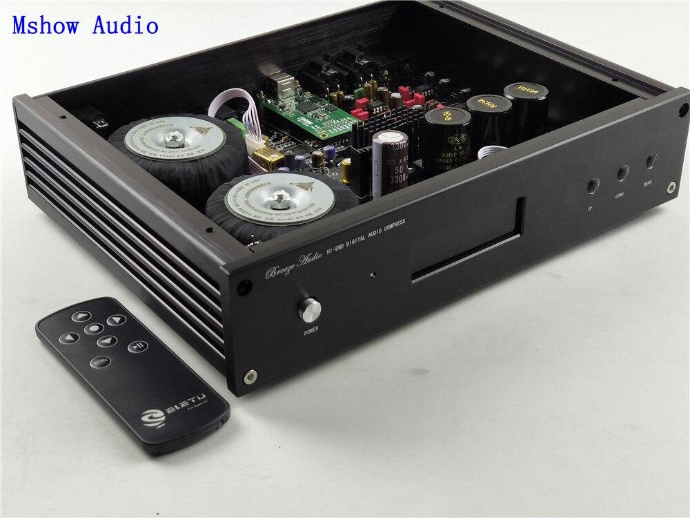 ES9038 ES9038PRO HIFI audio DAC décodeur + haute qualité Toridal Transformateurs + télécommande + Support XMOS XU208 Ou Amanero USB