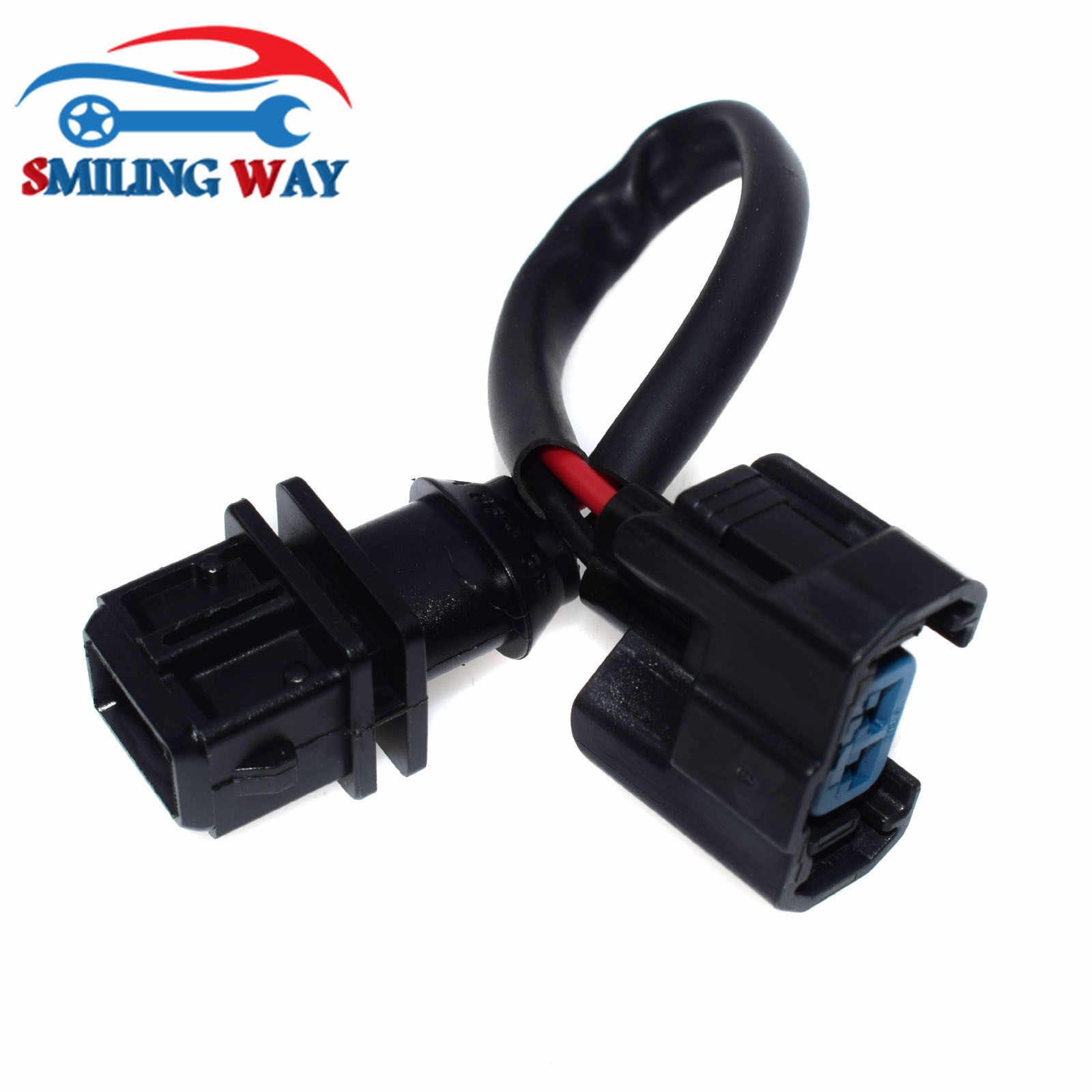 SMILING WAY# OBD1 TO OBD2 Fuel Injector Conversion Jumper Connector on