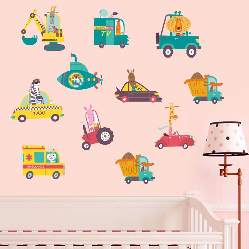 Behang Stickers Kinderkamer.Behang Stickers Kinderkamer