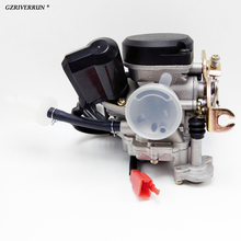 free shipping Motorcycle Carburetor Fuel Filter For 4 stroke GY6 50cc 110cc Scooter Gator 50 Roketa
