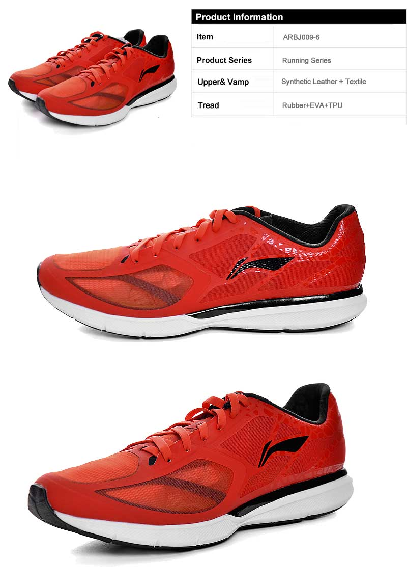 Li-Ning Superlight XI Outdoor Running Shoes Men Light Weight Mesh Breathable Cushioning Lace-Up Sneakers Shoes ARBJ009 XYP270 10