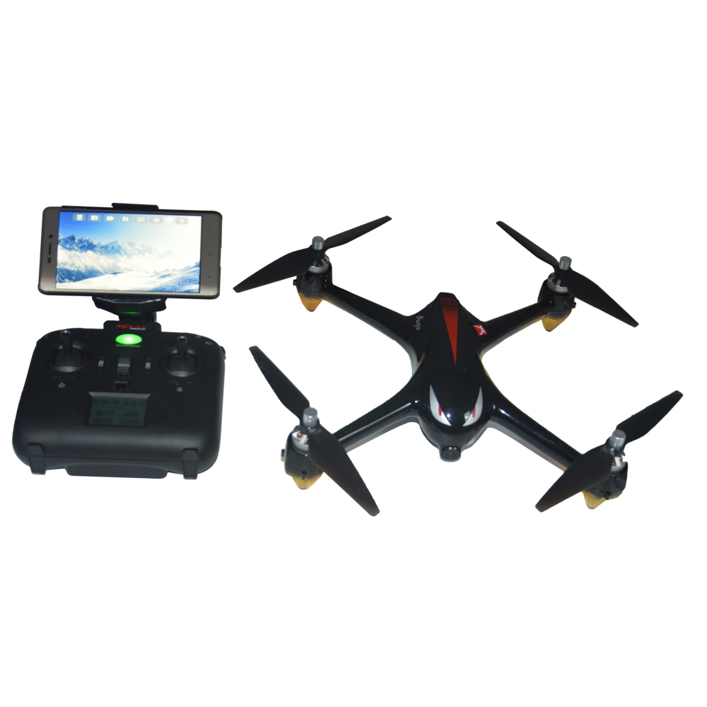 Brushless RC Quadcopter Drone With HD Camera