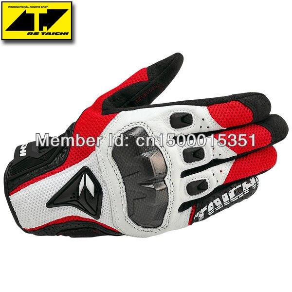 Trasporto libero RS 391 guanti ciclismo Su Strada guanti moto guanti da corsa 4 colore permeabilità all'aria e la prevenzione delle cadute
