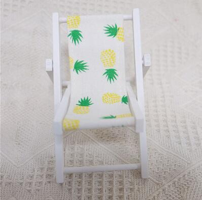 Cool Us 2 76 8 Off Limited Wooden For Barbie Beach Chair Original Doll Furniture Accessories Sofa Flamingo Mango Pattern Beach Chair In Dolls Accessories Camellatalisay Diy Chair Ideas Camellatalisaycom