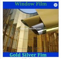 Строительные оконные стеклянные пленки с защитой от царапин и отвода тепла