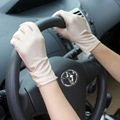 2017 Top Fashion Solid Wrist Women Gloves Cotton Female Thin Short Design Elastic Special Sunscreen Summer Driving Hot Sale