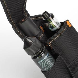 Дорожная сумка для хранения E бутылка для жидкости держатель для вейпа в виде ручки для электронной сигареты мод батарея испаритель распылитель аксессуары сумки