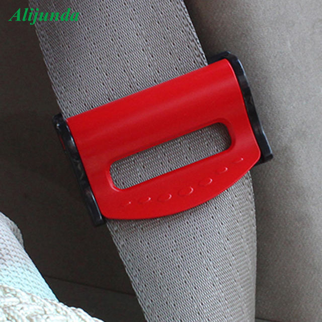 Pinza para cinturón de seguridad