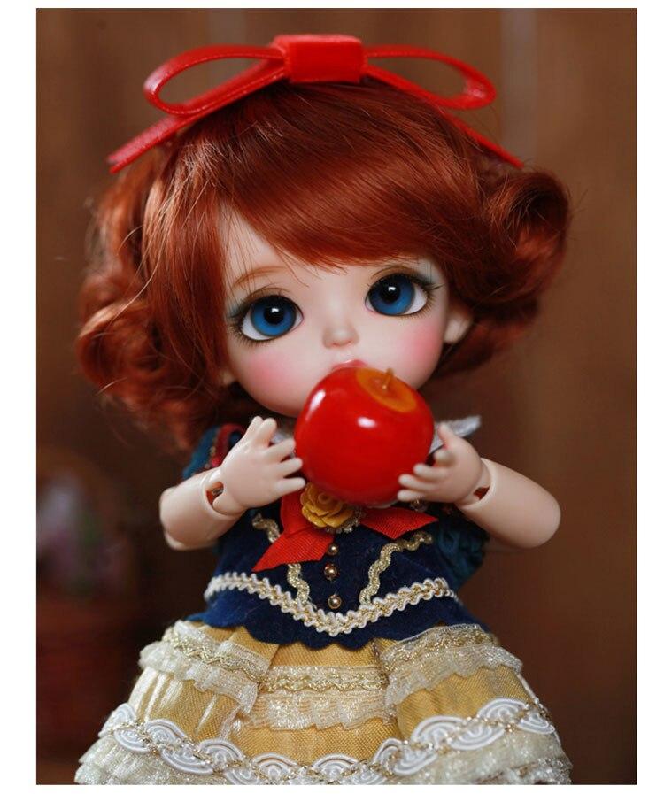 1/8 BJD poupée blanche neige-Sophie