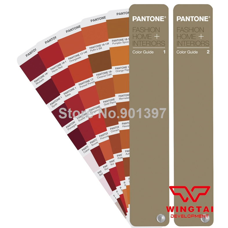 2017 Newest Version Pantone TPX/TPG Color Guide for Textile & Garment Pantone TPG FHIP110N стоимость