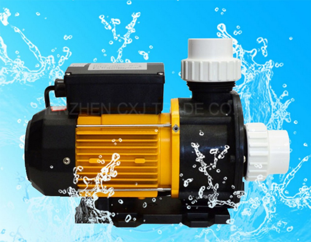 Free ShippingTDA75 Type Water Pump 0.55KW Pump Water Pumps for Whirlpool, Spa, Hot Tub and Salt Water Aquaculturel