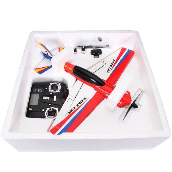 ФОТО Updated New Arrival WLtoys F939/ F939A RC Airplane 2.4GHz 4-Channel RC Remote Control Airplane