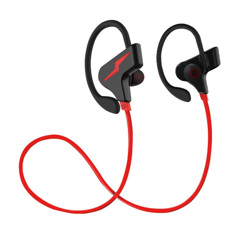 GEXIANG S30 Wireless Bluetooth Earphones Waterproof Headphone Sport Running Headset Stereo Bass Earbuds Handsfree With Mic
