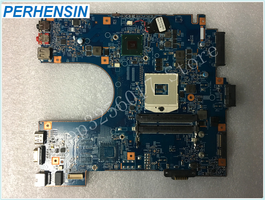FOR SONY VPC-EH VPCEH Laptop Motherboard MBX-249 S989 HM65 48.4MQ01.01M 100% WORK PERFECTLY for sony vpc z series mbx 206 laptop motherboard i5 520m a1754738a hm55 free shipping