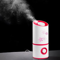 220v New Quiet Air Conditioning Humidifier Home Office Mini Humidifier Humidifier Purifier Baby