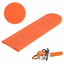 New 14 /  16 Inch Chainsaw Bar Cover Scabbard Protector Universal Guide Plate Set Mayitr
