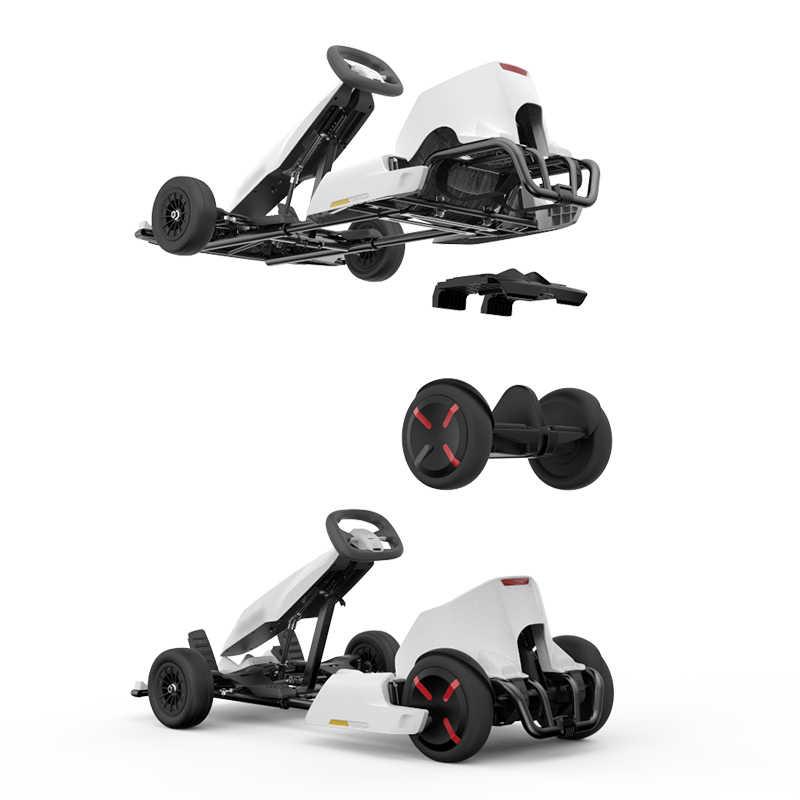 Xiaomi Ninebot kiti DIY denge go Kart kiti tamir elektrikli hoverboard Kart fren yarış go Kart kiti Mini Pro eğlence araçları