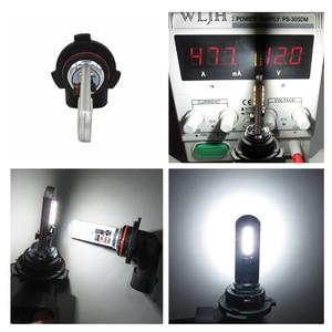 Image 4 - WLJH 2x LED 9006 HB4 デイタイムランニングライト DRL 9006 フォグランプ 10 ボルト 30 ボルト駆動用カローラカムシエナシエナ
