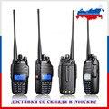 Radio de dos vías 10 w tyt th-uv8000d 136-174/400-520 mhz fm transmisor-receptor de radio de banda dual de mano walkie talkie