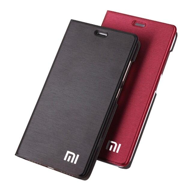 """Xiaomi redmi note 5A プライムケースカバー note5A プロフリップカバー PU バックケースオリジナル 5.5 """"グローバル redmi note 5A 5 スタンドケース"""