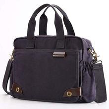 Xincada Повседневное портфели Холст сумка человек кошелек плечо