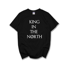 King, Queen in the North T-Shirts for Couples