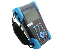 HVT-2603 3.5″ LCD CCTV Camera Tester PTZ Digital Multimeter IP Search 10*Zoom H1