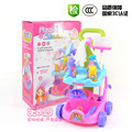 New arrival Development Of Toys Simulation Children Clean Cart + Cleaning Tools And Creative Puzzle Toys early education toys