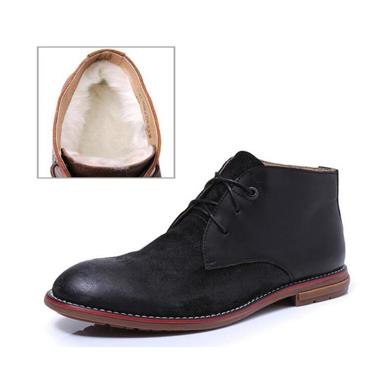 Men Waterproof Boots - Cr Boot