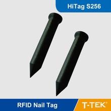 NT01 RFID Ногтей Тегов для Trees Управления 125 КГц близость для Патрулирования Система Patrol 125 КГц с HITAG S256 чип
