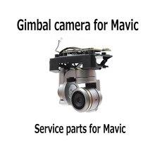 Kamera FPV HD 4 k Kamera Gimbal untuk DJI Mavic Pro RC Dilipat Layanan Bagian Aksesoris HD FPV Drone DJI kamera
