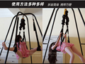 Sex Furnitures Fantasy Sex Swing Stand and Wrist restraints Clamp belt Sex toys for couples adult toys shipping dhl