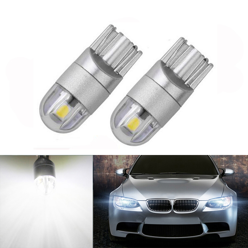 2x New Car LED T10 Canbus W5W No error Wedge <font><b>Light</b></font> For <font><b>BMW</b></font> E46 E39 E91 E92 E93 <font><b>E28</b></font> E61 F11 E63 E64 E84 E83 F25 E70 E53 E71 E60 image