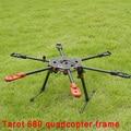 Таро FY680 680 Pro Diy Multicopter Hexacopter Углеродного Волокна Quadcopter Кадров Комплект Беспилотный Квадрокоптер Aeromodelismo Таро Fy680